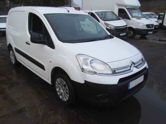 citroen berlingo van finance poor credit