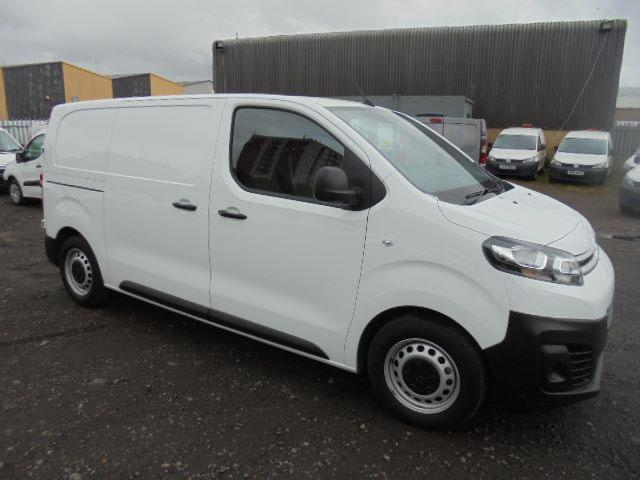 citroen dispatch van funding deal
