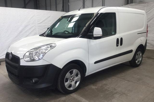 finance lease for a fiat doblo