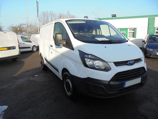 hire purchase van lease Ford Transit