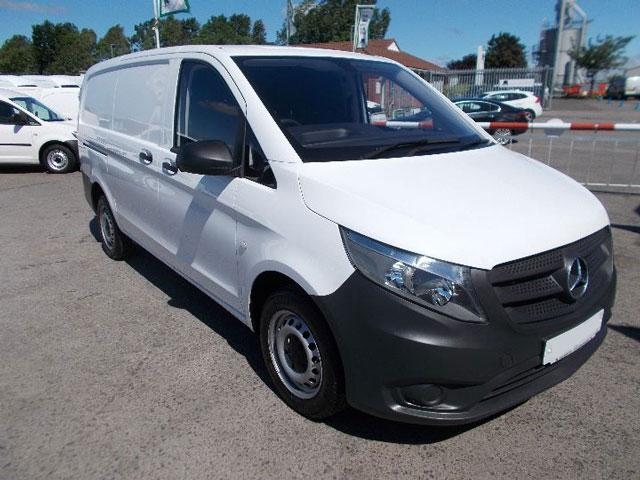 van lease poor credit Mercedes Vito